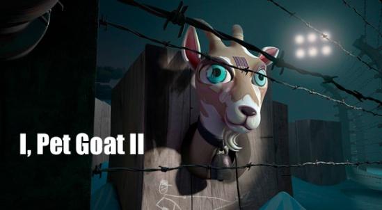 El oculto significado del video viral I, Pet Goat II