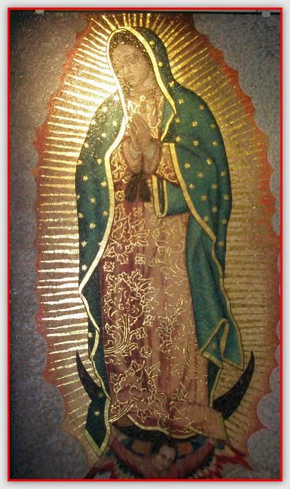 Infografia De Virge De Guadalupe Imagui